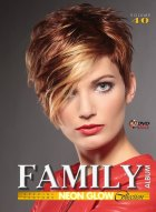 The Family Album hair styling book #40 with DVD